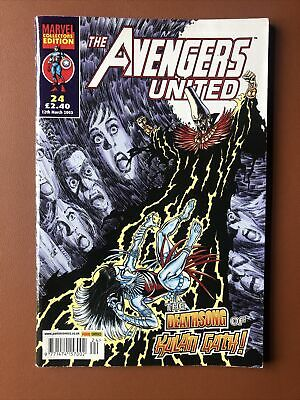 £0.99 • Buy Comic - The Avengers United - Issue 24