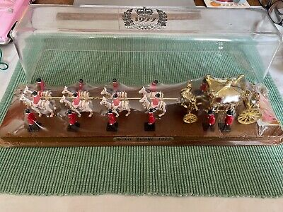 £12 • Buy Silver Jubilee Royal State Coach, Sealed Mint Condition Model, 1977, Display Box