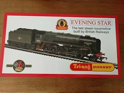 £225 • Buy Hornby BR 92220 'Evening Star', Centenary Year Limited Edition 1971, NEW