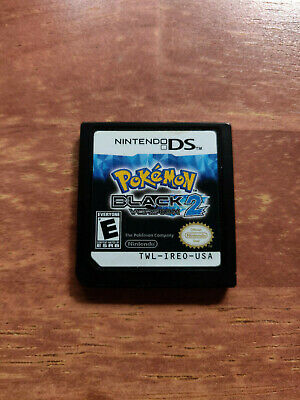 $114.75 • Buy Pokemon: Black Version 2 - Authentic (Nintendo DS, 2012) - Cartridge Only Tested