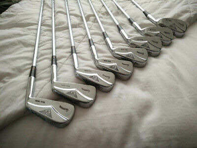 $136 • Buy 80's MACGREGOR MT COLOKROM M85 Tour Forged Iron Set - RH