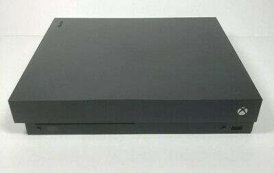 $199 • Buy Microsoft Xbox One X 1TB Console  Black AS-IS DEFECTIVE (For Parts Only)