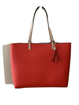 AU65 • Buy Oroton Tote - Red With Blue Lining