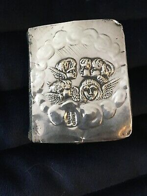 £29.99 • Buy Mini Silver Fronted Book Of Common Prayer Maker -Boots Pure Drug Company Birming