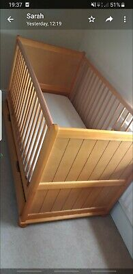 £60 • Buy Baby Cot Bed With Drawer And Mattress