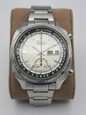 $ CDN931.29 • Buy Seiko 6139-6022 Pulsation -  Vintage Automatic Chronograph Made In 1971