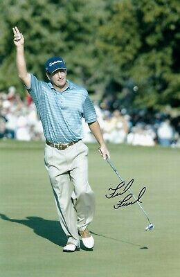 £0.99 • Buy SALE FRED FUNK GOLF HAND SIGNED PHOTO AUTHENTIC + COA - 12x8