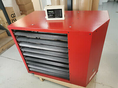 £1200 • Buy Combat 50kw Suspended Gas Unit Heater ELUA50G With N-RG Controller