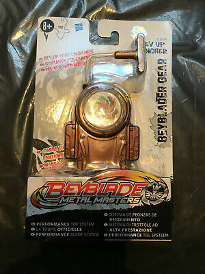 £250.50 • Buy Beyblade: HASBRO METAL MASTERS Rev Up Launcher New In Box EXTREME RARE