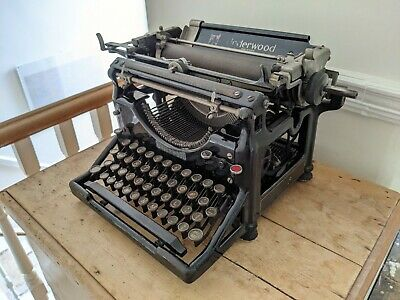 £45 • Buy Classic 1925 Underwood Number 5 No.5 Typewriter In Great Condition