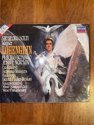 £9 • Buy Richard Wagner: Lohengrin -  CD TFVG The Cheap Fast Free Post The Cheap Fast