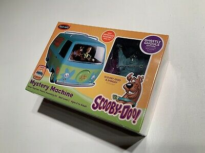 £11.64 • Buy Polar Lights Snap-Together Scooby-Doo Mystery Machine NIB Ghastly Ghouls Edition