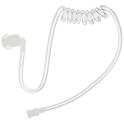 £2.29 • Buy Surveillance Security Coiled Acoustic Tube Ear Tip For Earphone Earpiece He M8K8
