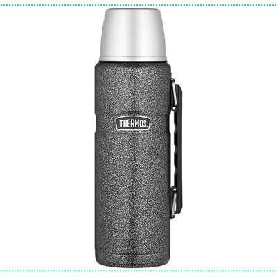 AU43.37 • Buy Stainless King Vacuum Insulated Flask Hammertone 1 2L