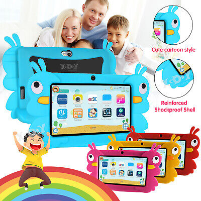 £50.98 • Buy XGODY For Kids Android Tablet 7Inch 2+16GB Quad-core WiFi 2xCameras Bluetooth HD