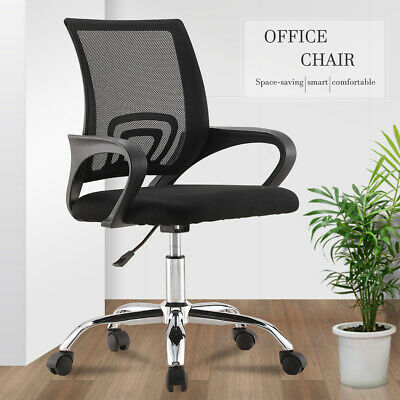 AU45.89 • Buy Office Chair Gaming Computer Desk Chairs Study Work Home Mesh Recliner Seat