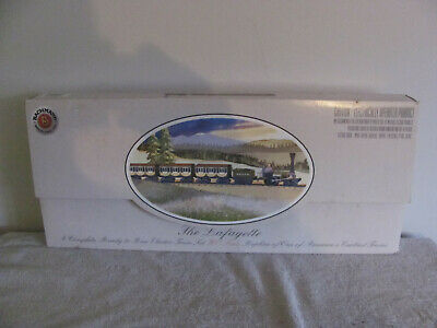 $ CDN181.82 • Buy Bachmann Ho Scale B&O The Lafayette Complete Operating Train Set New Old Stock