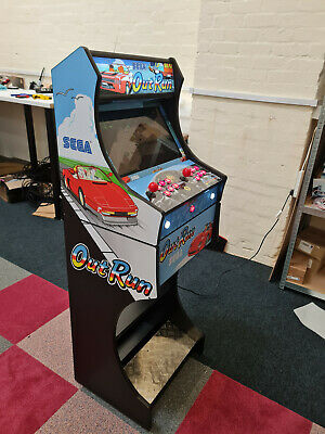 £704.99 • Buy 2 Player Arcade Machine- Outrun Themed Arcade Machine - OVER 7000 GAMES INCLUDED