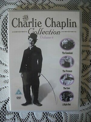 £2.09 • Buy The Charlie Chaplin Collection: Volume 6 DVD (2006)