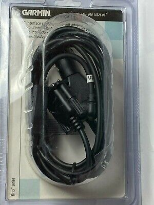 $27.95 • Buy Garmin RS232 PC Interface Cable And Vehicle DC Power Adapter For Rino Series GPS