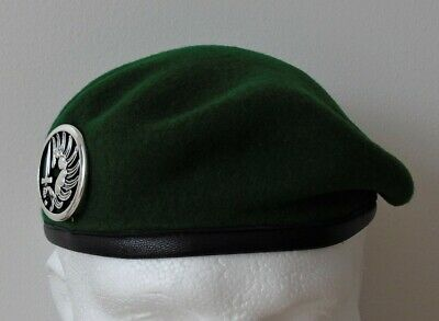 £24.99 • Buy French Foreign Legion Parachute Regiment 2 REP Beret & Beret Badge - New