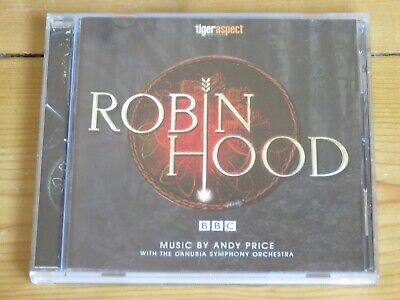 £25 • Buy ROBIN HOOD - 2006 BBC TV Television Soundtrack CD - Andy Price