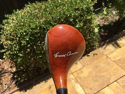$139 • Buy Vintage Macgregor Tommy Armour 693T Persimmon Driver