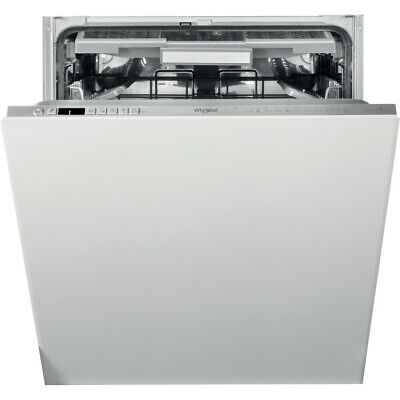 View Details Whirlpool WIO3O33PLESUK 14 Place Fully Integrated Dishwasher With Cutlery Tray • 479.00£