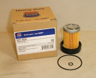$15.49 • Buy MAHINDRA FUEL FILTER REPLACEMENT With 2   0  Rings - Top Quality Baldwin Brand