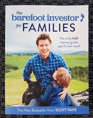 AU19.95 • Buy The Barefoot Investor For Families By Scott Pape Teach Your Kids Value Of Money!