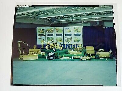 AU67.87 • Buy AC129 Allis Chalmers FARMING MEDIA ARCHIVES 4x5 Transparency TRACTOR IMPLEMENTS