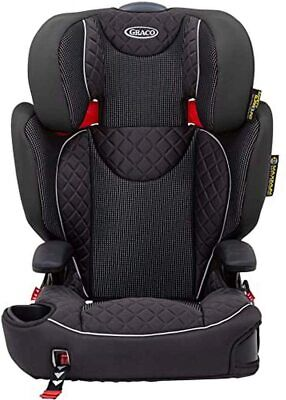 £48.90 • Buy Graco Affix High Back Booster Car Seat With ISOCATCH Connectors, Group 2/3