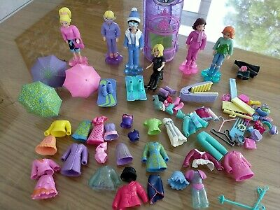 £8 • Buy Polly Pocket Figures Bundle With Clothes And Shoes