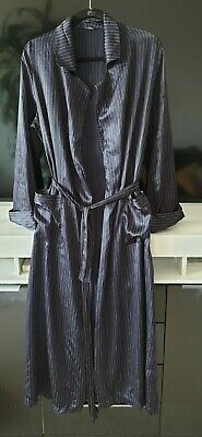 AU4.11 • Buy Ssshhh Intimates Ladies Long Robe Dressing Gown Size 12/14