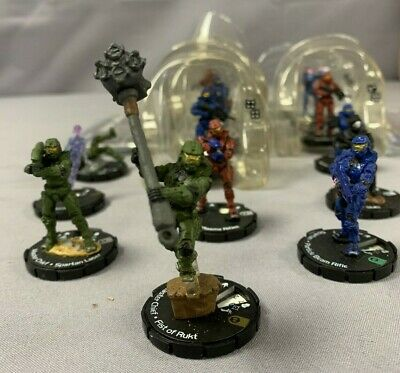 £4.99 • Buy Halo Actionclix: Marines And Spartans Job Lot. Cortana Plus Others, See Desc