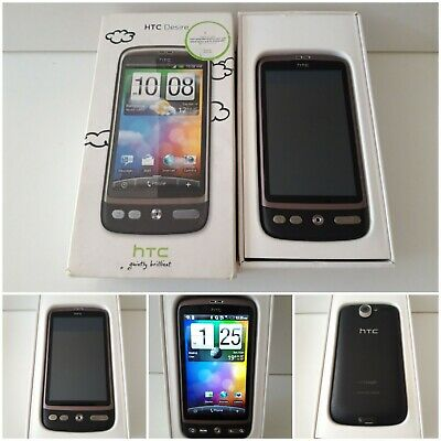 £49.99 • Buy HTC Desire A8181 Smartphone. 3.7 , 5MP - Brown. BOXED In VGC. Unknown Network
