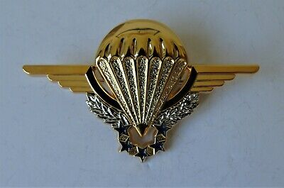 £14.99 • Buy French Foreign Legion/Army Operational Free Fall Parachute Brevet/Badge Wings