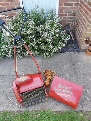 £20 • Buy Qualcast Super Panther Electric Cylinder Mower