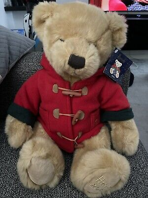 £18 • Buy Harrods 2003 Limited Edition Christmas Teddy Bear - New With Tags