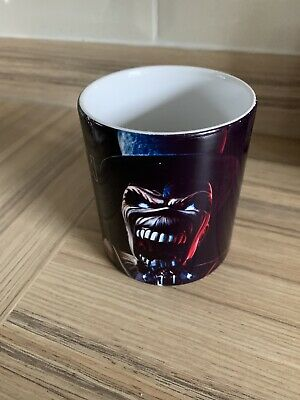 £5.49 • Buy Iron Maiden Mug Rare Wildest Dreams From Death On The Road Tour 2002 Manchester