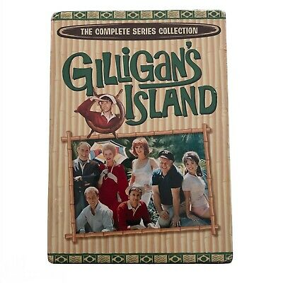 £25.51 • Buy Gilligan's Island The Complete Series Collection All 3 Seasons On 17 Discs(DVD)