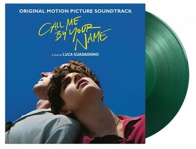 AU69.99 • Buy Call Me By Your Name Soundtrack MOV Ltd #d 180gm GREEN Vinyl 2 LP G/f Sleeve NEW