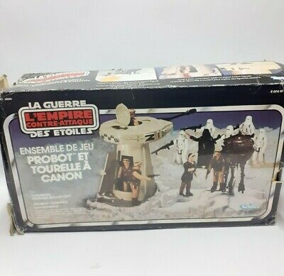 $ CDN346.20 • Buy Star Wars Vintage Kenner French Canadian Turret And Probot Boxed Rare Esb