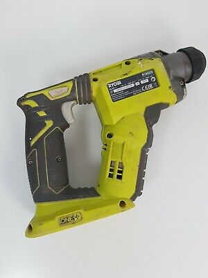 £79.99 • Buy Ryobi R18SDS One+ SDS Rotary Hammer Drill Body Only Good Working Order