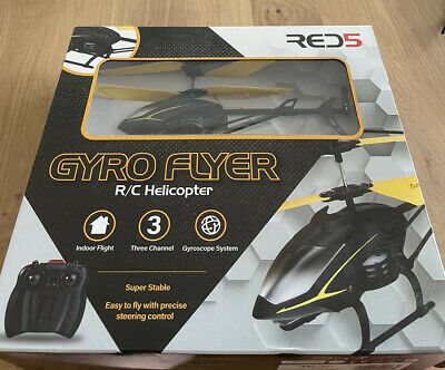£4 • Buy Gyro Flyer R/c Helicopter