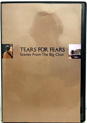 £34.18 • Buy  Tears For Fears Scenes From The Big Chair DVD 2006 Music Videos & Live Videos