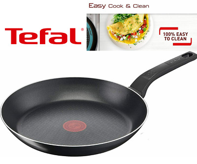 £22.99 • Buy Tefal Easy Cook & Clean Frying Pan 32 Cm Non-Stick Thermo-spot B55508
