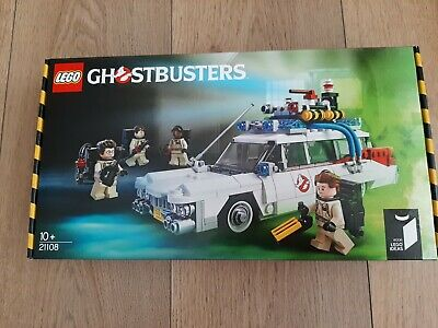 £75 • Buy Lego Ideas Ghostbusters Ecto-1 21108 Brand New Sealed