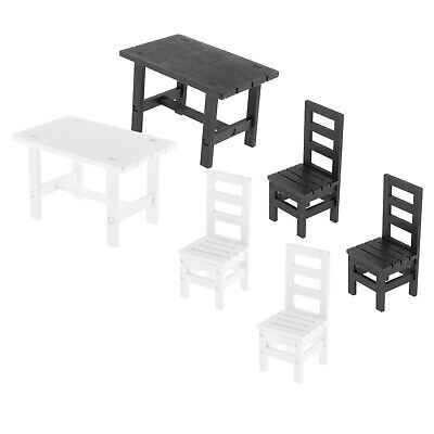 $14 • Buy 1/6 Miniature Desk And Chairs For 12'' Enterbay TBLeague DID Accessories