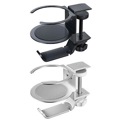 $ CDN21.58 • Buy 2 In 1 Headphone Holder Aluminum PC Gaming Headset Stand Universal Fit